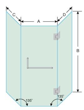Tư vấn thi công lắp đặt vách kính 3 ngăn